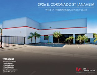 Industrial Space for Rent Orange County, CA   Free Listings